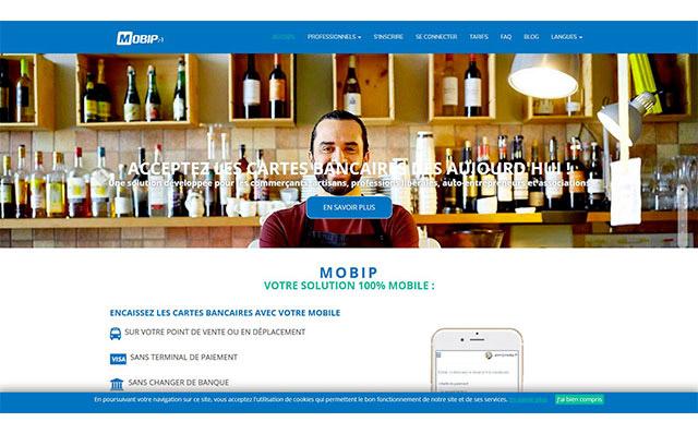 Projet de refonte du site web de Mobip