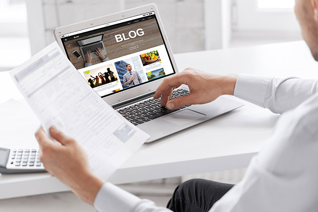Pourquoi créer un blog professionnel pour promouvoir son activité e-commerce
