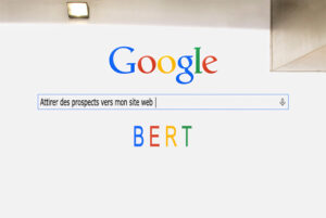 Mise à jour Bert de Google